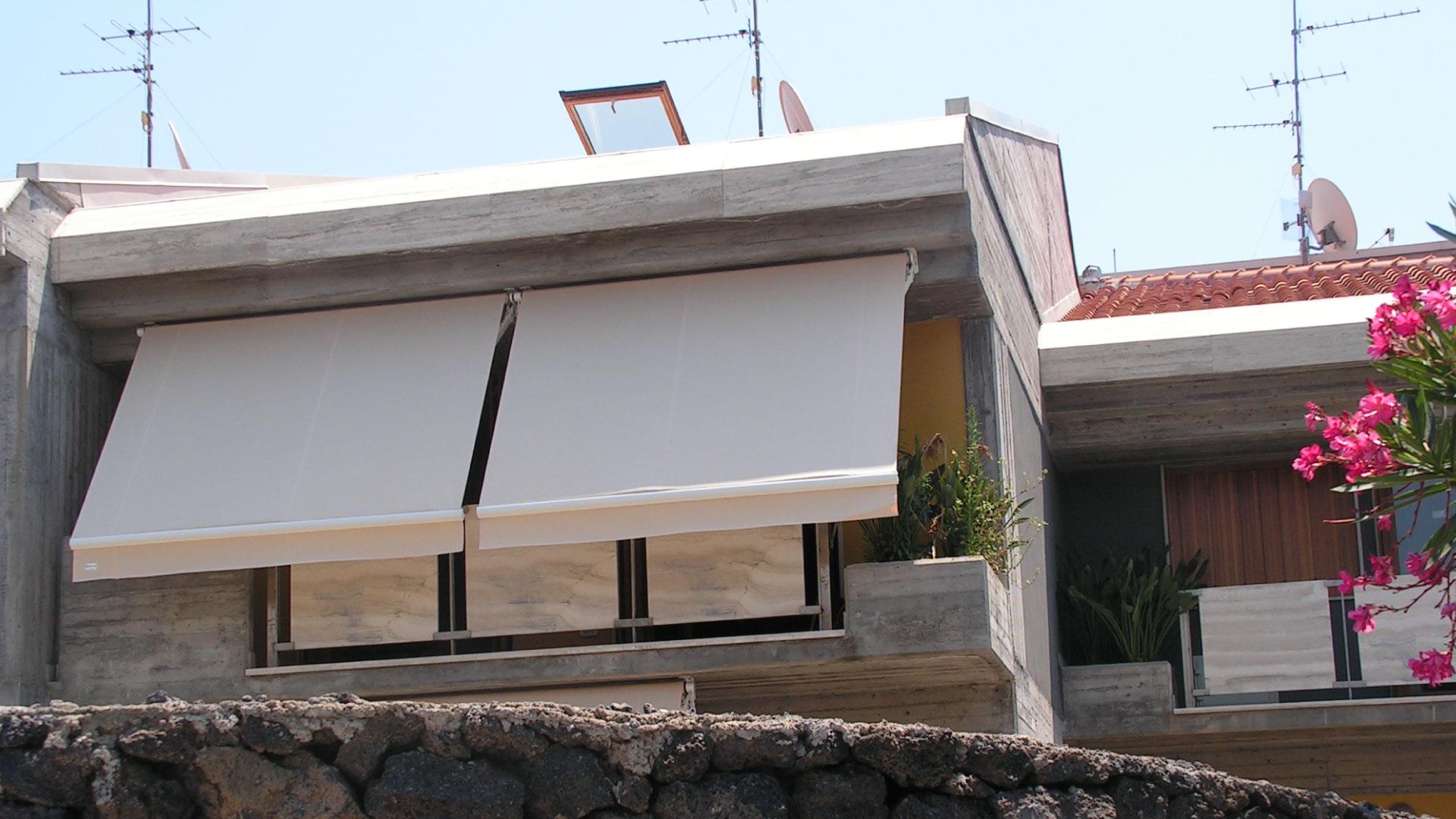 Tende Da Sole Per Balconi.Tende Da Sole Catania Mondial Tenda